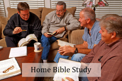 Let us know about your interest in Studying the Bible